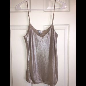 NWOT Champagne Blouse 🥂